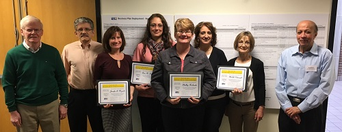 EPIC Completes Six Sigma Quality Improvement Certification Course