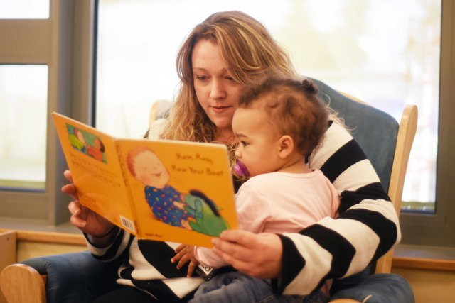 Ready, Set, Read! at the Lockport Public Library Image