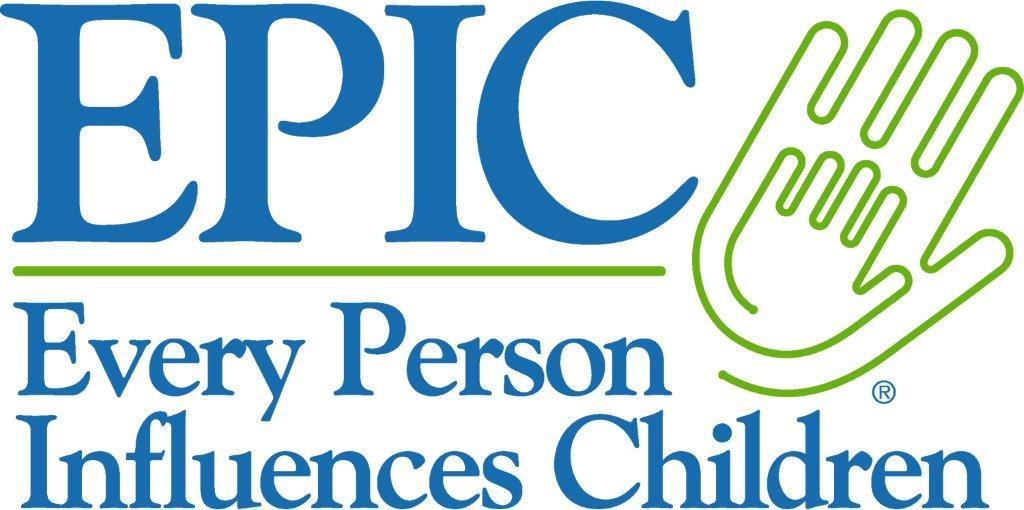 EPIC - Every Person Influences Children Logo